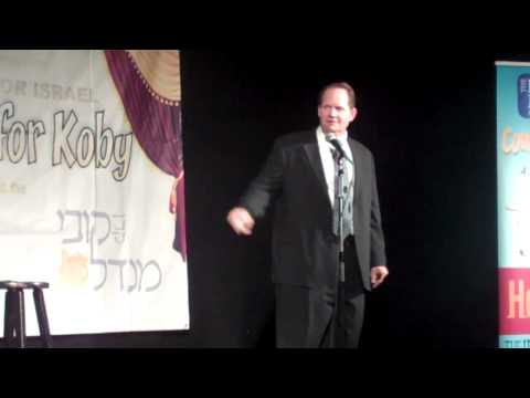 Comedy for Koby Presents:  Bob Zany June 2010 Tour