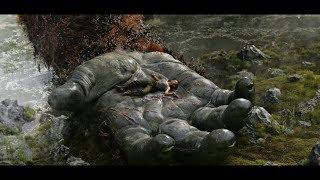 Kong vs Ramarak Skull Crawler 'Ending Scene'   Kong  Skull Island 2017 Movie