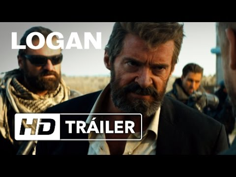 "Primer tráiler en español de ""Logan"""