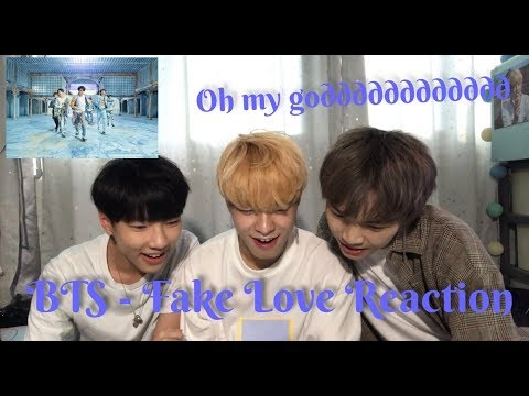 BTS (방탄소년단) - FAKE LOVE MV REACTION Eng Sub [PODTV Second episode] (видео)