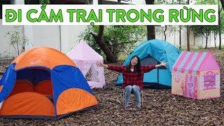 Video Chuyến Cắm Trại Đáng Nhớ - Phần 1: Dựng Trại Trong Rừng MP3, 3GP, MP4, WEBM, AVI, FLV Juli 2018