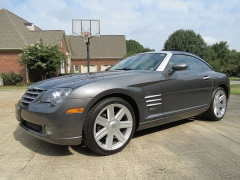 2004 Chrysler Crossfire Start Up, Exhaust, and In Depth Review