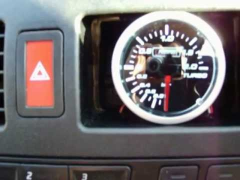 how to install boost gauge gu patrol