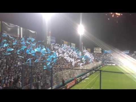 Recibimiento Atlético Tucumán Copa Libertadores 2017 - La Inimitable - Atlético Tucumán