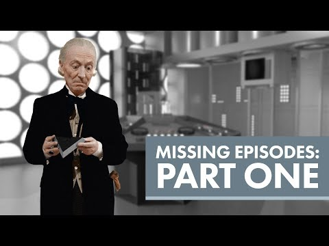 Doctor Who - The Missing Episodes | Part 1 | Marco Polo, Reign of Terror & The Crusade