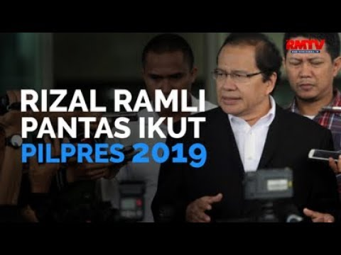 RR Pantas Ikut Pilpres 2019