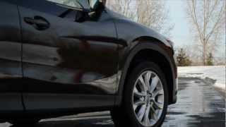 2013 Mazda CX-5 Test Drive And Review | Morrie's Mazda