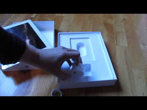Unboxing Refurbished iPad 4th Generation From Apple Store