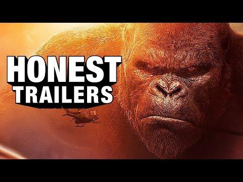 Honest Trailers – Kong: Skull Island
