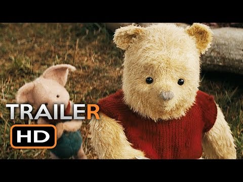 Christopher Robin Official Trailer #2 (2018) Ewan McGregor Winnie the Pooh Disney Movie HD