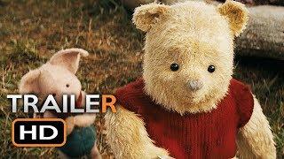 Video Christopher Robin Official Trailer #2 (2018) Ewan McGregor Winnie the Pooh Disney Movie HD MP3, 3GP, MP4, WEBM, AVI, FLV Juni 2018
