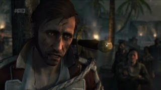 Assassin's Creed IV: Black Flag - E3 2013: Sea&Jungle Gameplay