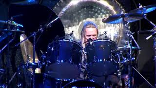Nicko McBrain cam iron maiden   The Trooper