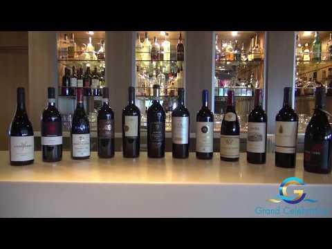 Regal Room Wine Tasting Grand Celebration Cruise