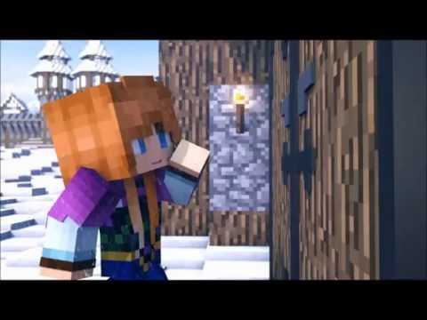 Do You Want To Build A Snowman? (Funny Minecraft Video)