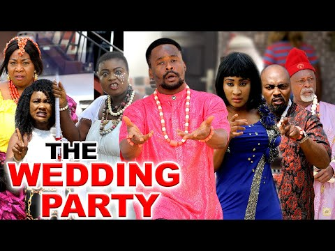 THE WEDDING PARTY - 2020 LATEST NIGERIAN NOLLYWOOD MOVIES - TRENDING NIGERIAN MOVIES