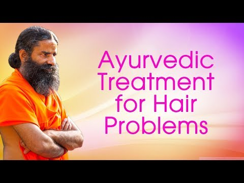 Ayurvedic Treatment for Hair Problems