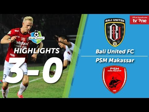 Bali United FC vs PSM Makassar: 3-0 All Goals & Highlights