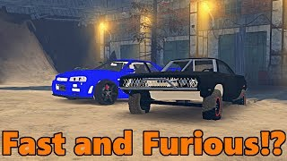 Nonton Spin Tires FAST AND FURIOUS Film Subtitle Indonesia Streaming Movie Download