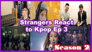 Download Lagu Strangers React to Kpop Episode 3 (행인들의 KPOP반응)   Season 2 [YouTuber Edition] Mp3