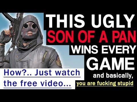 The SECRET to WIN in PUBG (видео)