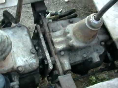 Ремонт коробки передач и раздатки трактора МТЗ-82.1