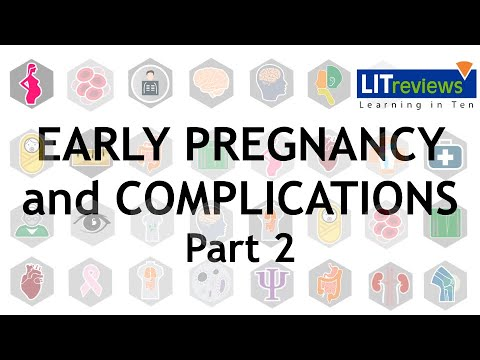 Complications in Early Pregnancy Part 02