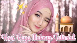 Video Hari Raya Makeup Tutorial || Eid - Lebaran [BAHASA] MP3, 3GP, MP4, WEBM, AVI, FLV Oktober 2018