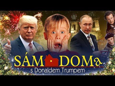 SÁM DOMA s Donaldem Trumpem