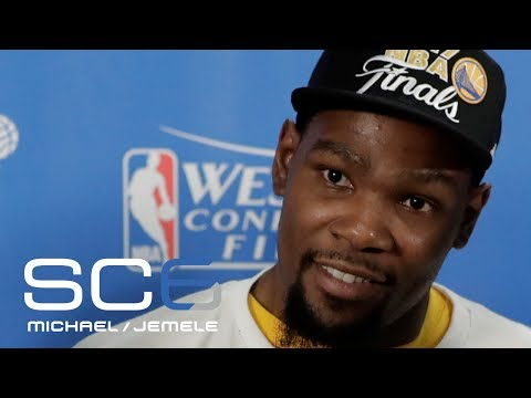 Does Western Conference Title Validate Durant's Move? | SC6 | May 23, 2017