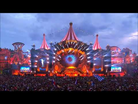 ARE YOU WITH ME - tomorrowland 2017- lost frequencies