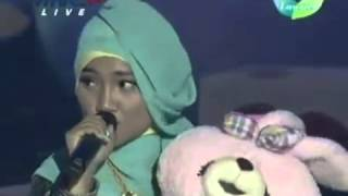 Afgan Feat Fatin   Katakan Tidak   Dalam Acara MNCTV 22 Tahun
