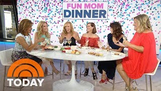 Nonton KLG and Hoda Play 'Never Have I Ever' with 'Fun Mom Dinner' Stars | TODAY Film Subtitle Indonesia Streaming Movie Download