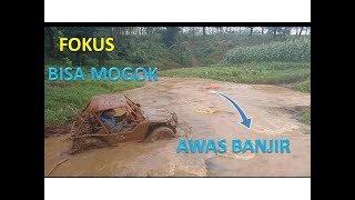 Download Video Kekuatan jimny JANGKRIK 4x4  MELEWATI sungai | offroad extreme MP3 3GP MP4