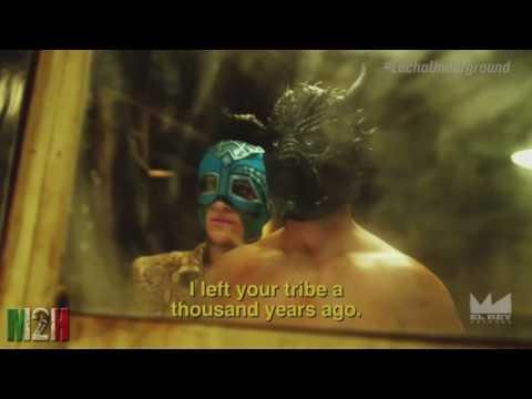 """""""M2H"""" Lucha Underground Season 3 Epsiode 7 Highlights"""