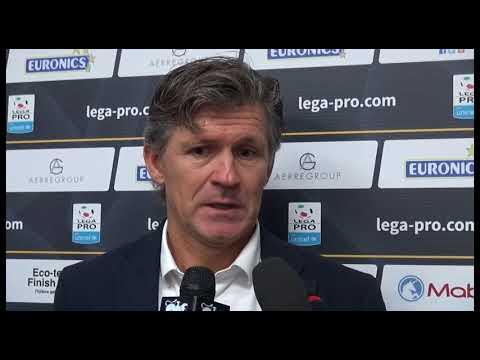 Calcio, Arezzo: prima intervista a Massimo Pavanel