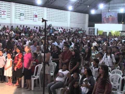 Congresso impacto pentecostal em Picos Piaui