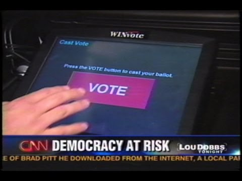 Can E-Voting Machines Be Trusted?