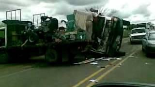 KENNY RENDILES GRABANDO ACCIDENTE EN LA LARAZULIA 2009.mp4