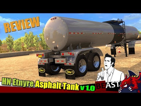 HN Etnyre Asphalt Tank v1.0