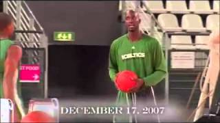 Kevin Garnett KG Anything is Possible