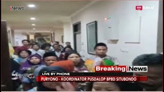 Video Keterangan BPBD Situbondo Terkait Gempa 6,4 SR di Jatim - Breaking iNews 11/10 MP3, 3GP, MP4, WEBM, AVI, FLV Oktober 2018