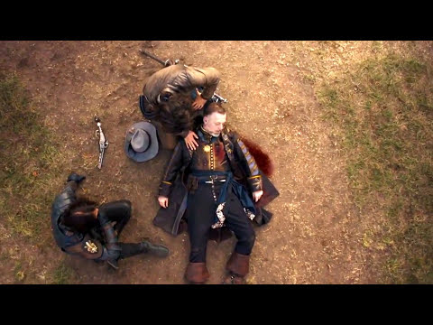 The musketeers season 3 episode 9 ( R.I.P treville )