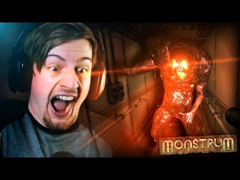 I CAN'T STOP SCREAMING DUDE!!! || Monstrum