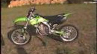 6. 2005 KX250
