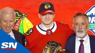 Chicago Blackhawks Select Kirby Dach 3rd Overall In 2019 NHL Draft by Sportsnet Canada