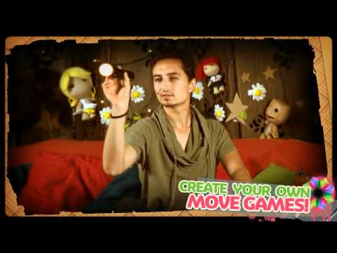 LittleBigPlanet 2 Move Pack: Features Trailer