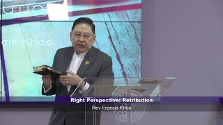 Right Perspective: Retribution