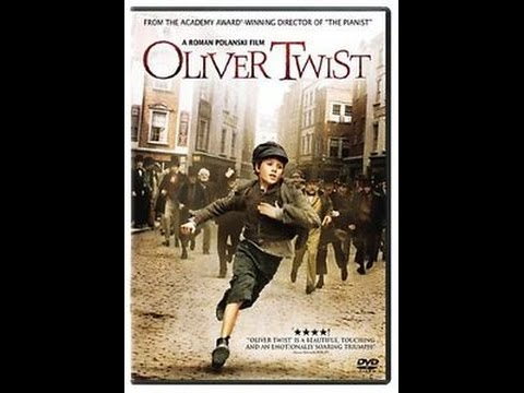 Previews From Oliver Twist 2005 DVD