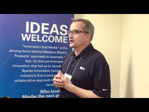 Madison Electric Interview: Sparks Innovation Center